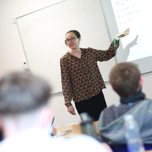 Teaching at LUSoM
